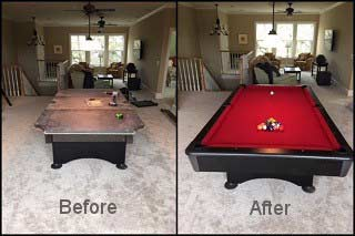find out the cost to move a pool table in Hampton content image 2