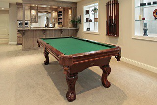 Pool table movers in Hampton