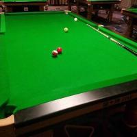 STAR Xing Pai 9' Foot Chinese Billiard Pool Table