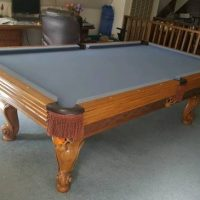 Olhausen 8 FT. Pocket Pool Table