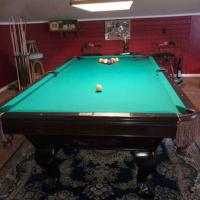 Camden Brunswick Oversized 8' Pool Table