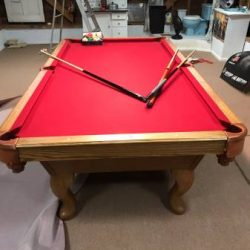 Gibraltar Pool Table