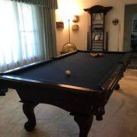 American Heritage Slate Pool Table