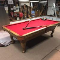 8Ft Gibralter by Olhausen Pool Table
