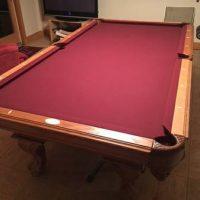 Leisure Bay Slate Pool Table