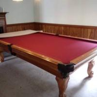 Pool Table for Sale 9 Ft.