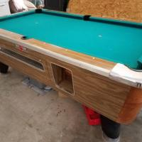 7ft Valley Pool Table