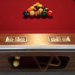 Slate 7ft Pool Table