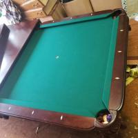 9 Foot Manchester Pool Table
